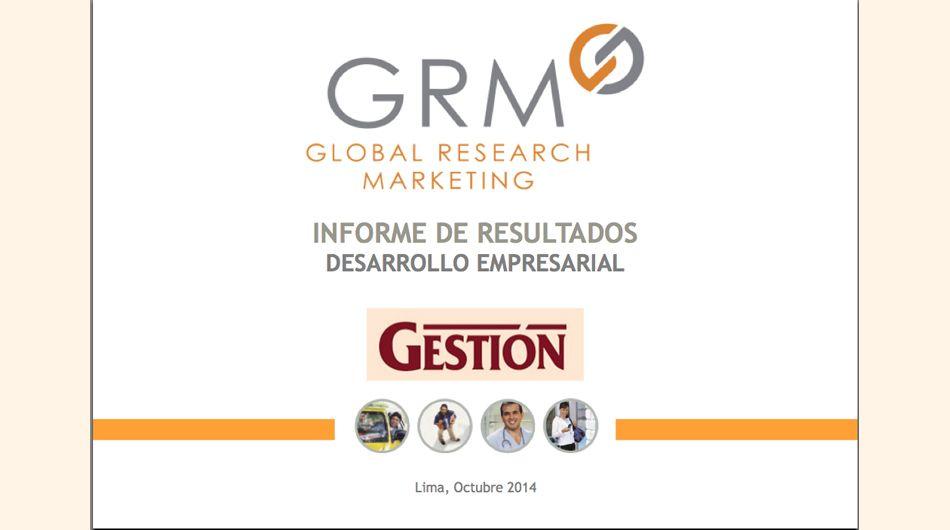Las empresas peruanas evalúan como les fue en el 2014 y cómo les irá en el 2015