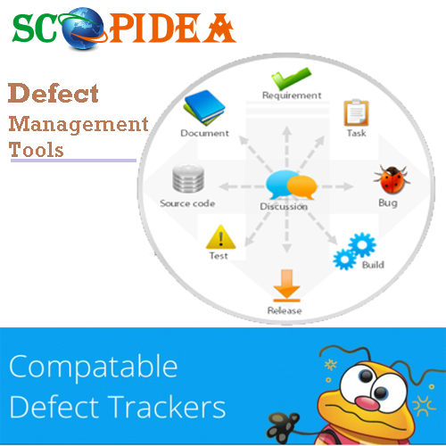 Ideas For Defect Management Process Or Defect Tracking Tools Project Management Tools Management Management Tool