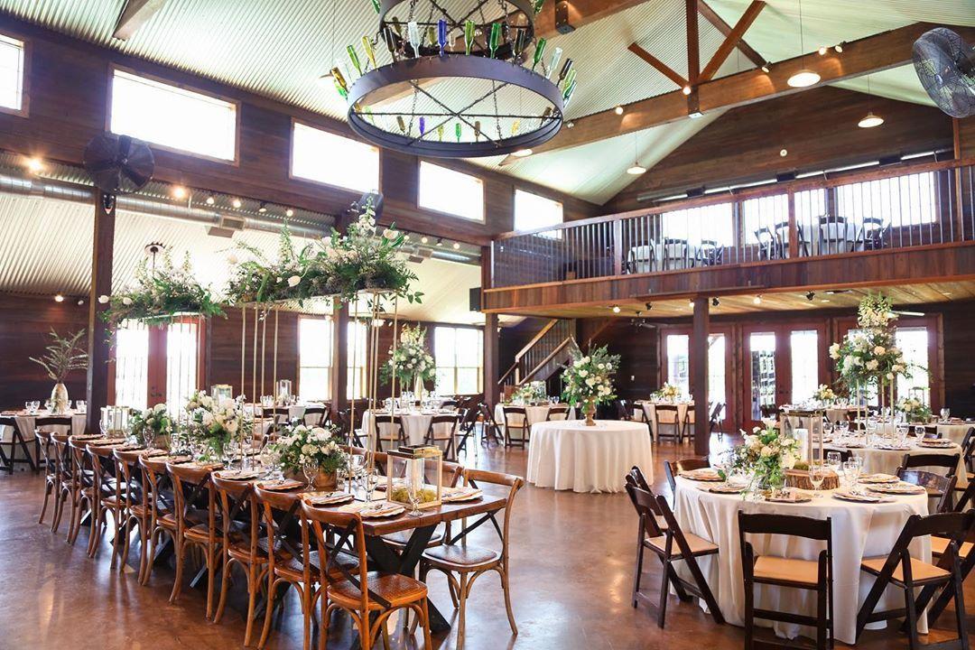 Truly elegant ranch wedding reception..rustic elegance at