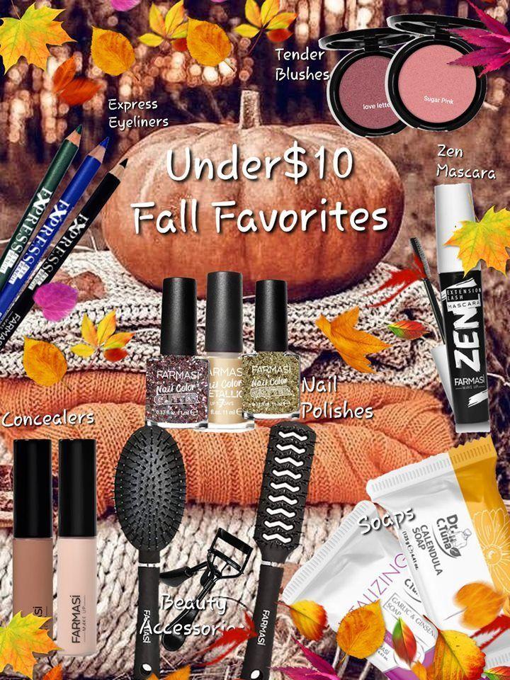 Gift her makeup! Makeup and Skincare make great Christmas