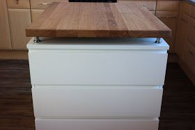 Ikea Kücheninsel