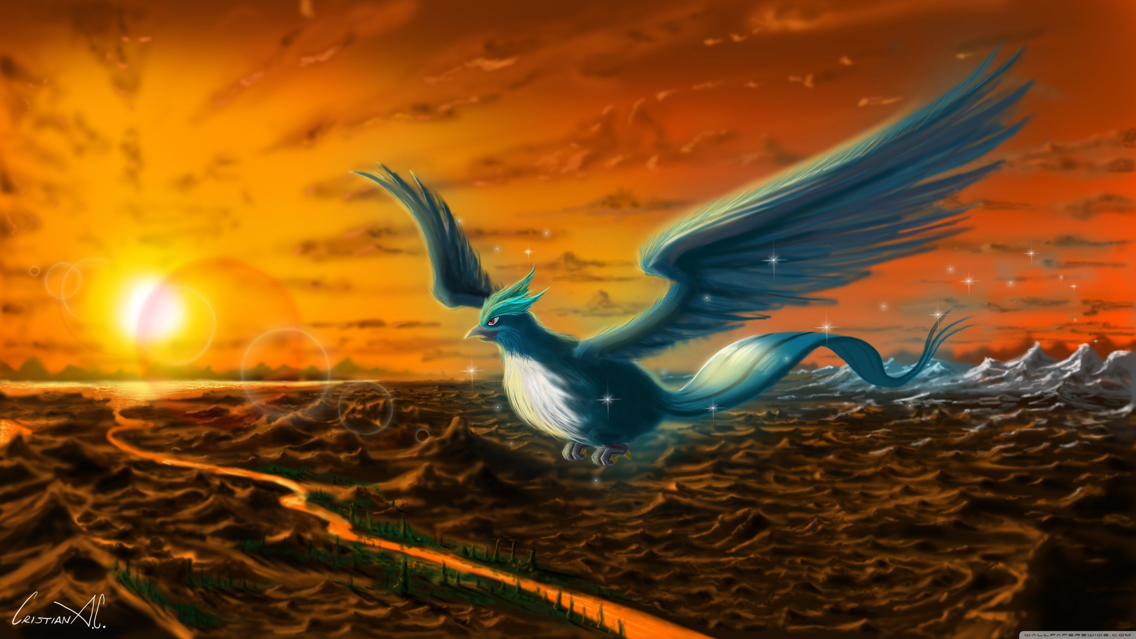 Pokemon 4k Wallpaper 3840x2160