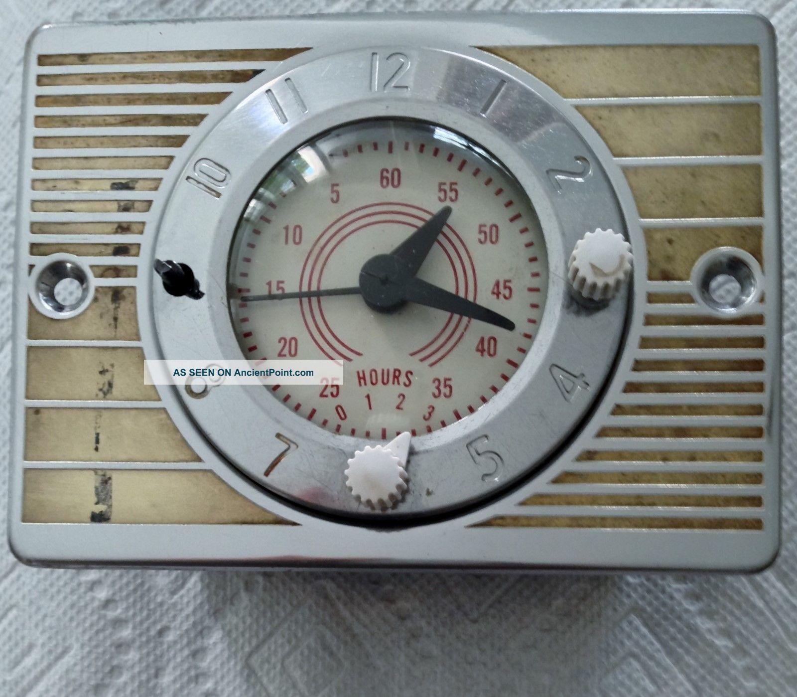Vintage O ' Keefe Merritt Gas Stove Parts Clock Timer Stoves photo ...
