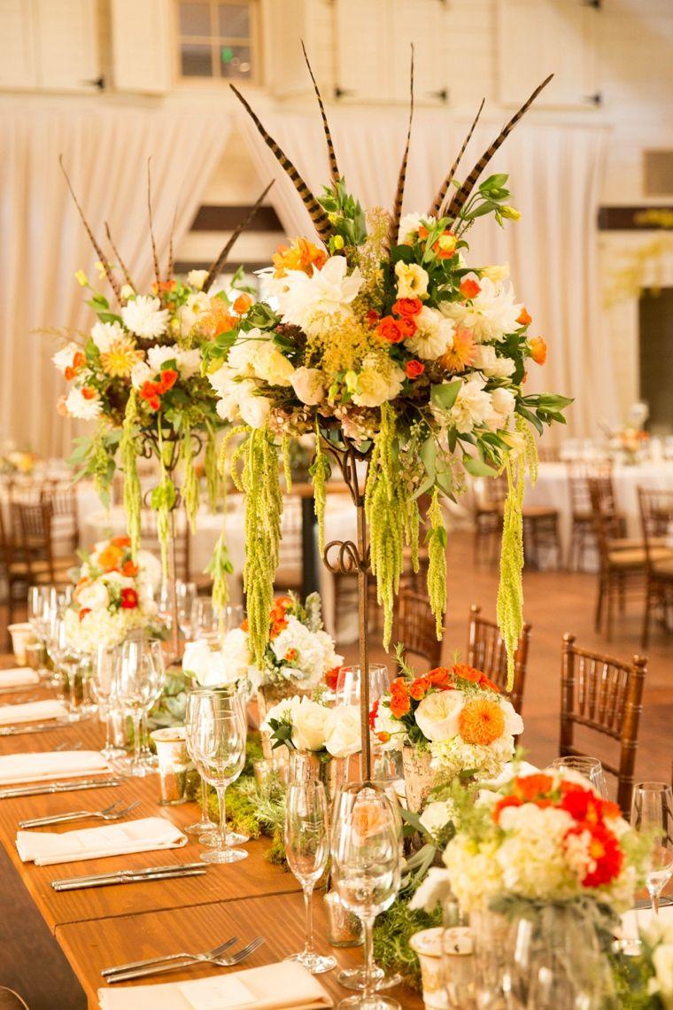 A Colorful Virginia Vineyard Wedding