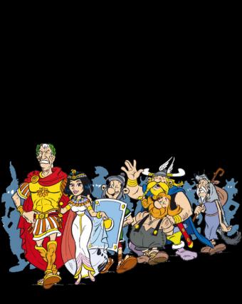 Asterix - The A to Z of Asterix - Characters - Boneywasawarriorwayayix a325ee0c5b