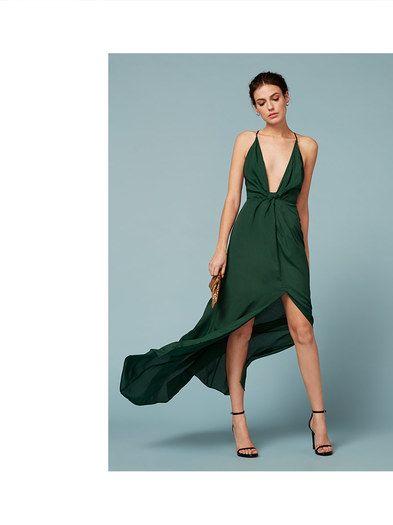 e75dd9758d Reformation Dima Dress