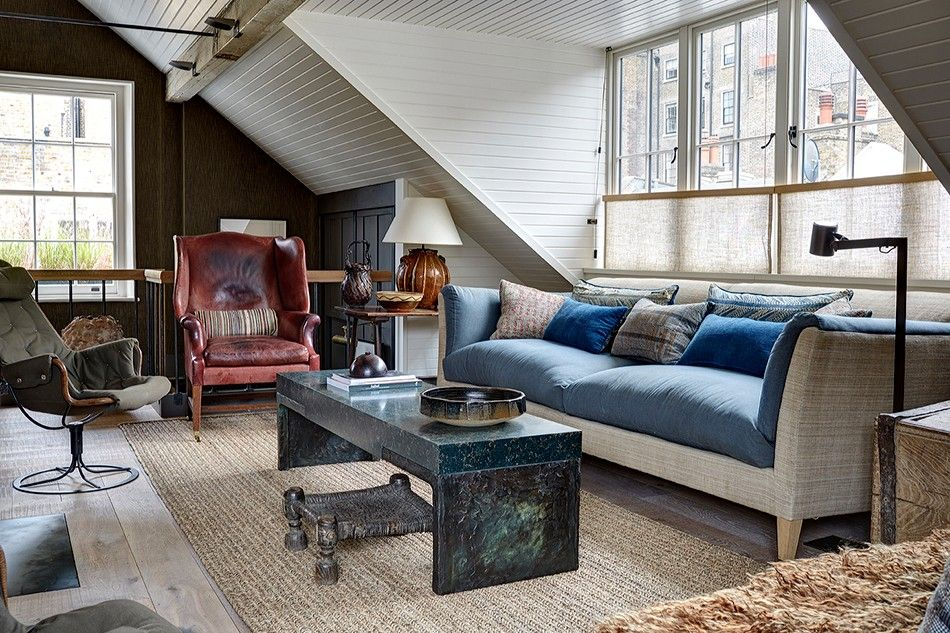 coach house interiors. The World of Interiors put Reed s former home  the loft Jonathan Rare Spare Crafted Lofts