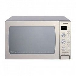 Panasonic Microwave Oven 40l Nn Cd997 With A Child Lock