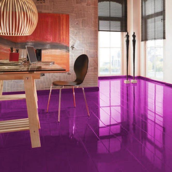 High Gloss Floors