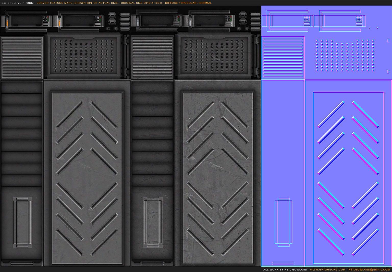 Server Textures ship design inspiration Pinterest Sci fi and
