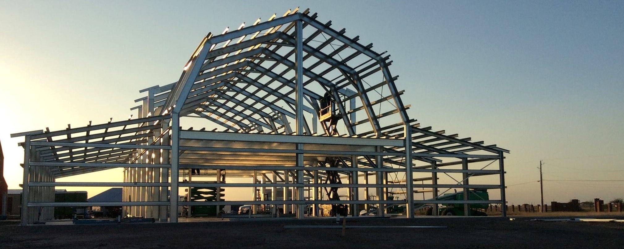 Steel Structure House in Kerala | Steel buildings, Pre engineered steel  buildings, Pre engineered buildings