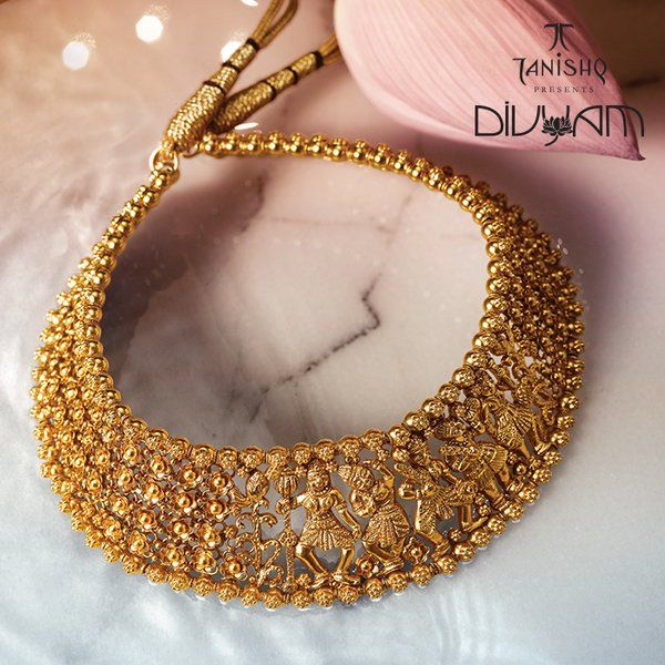 Tanishq 2015 jewellery collections google search choker tanishq 2015 jewellery collections google search mozeypictures Image collections