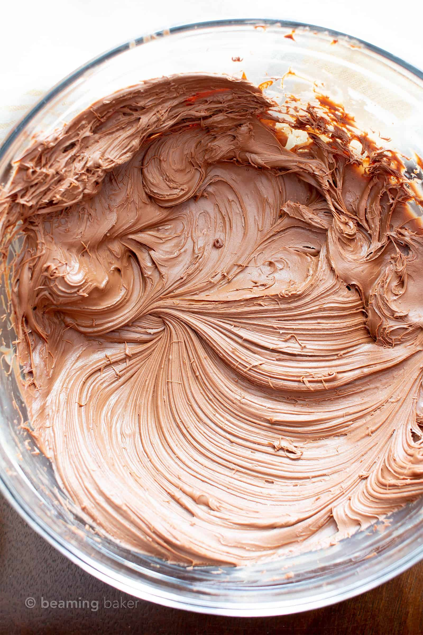 Vegan Chocolate Frosting Recipe A Smooth Silky Creamy With