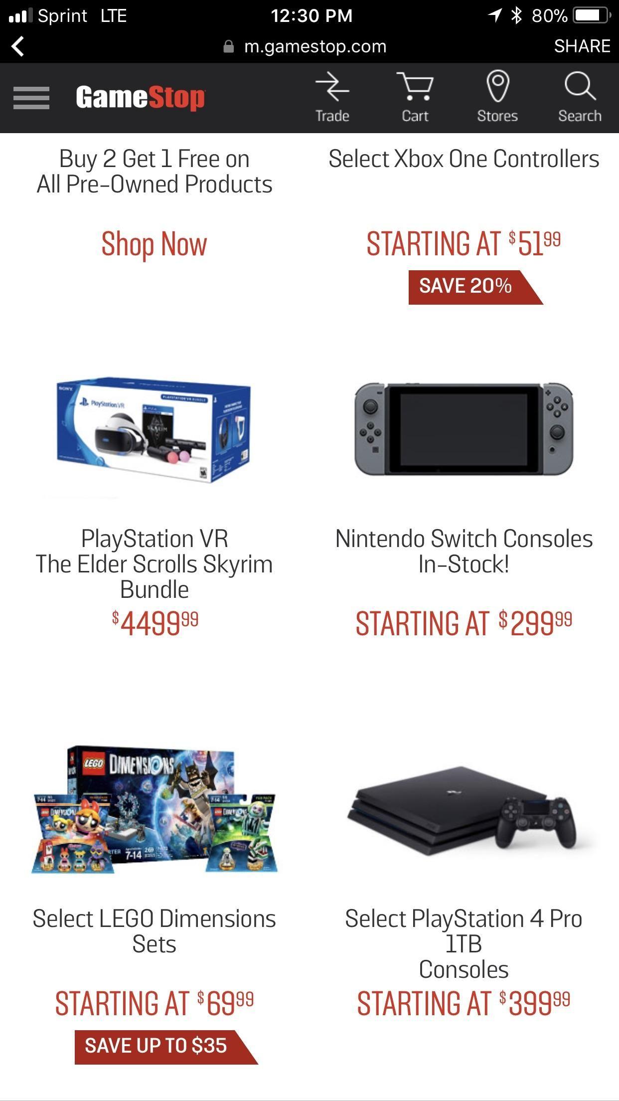 GameStop really      ? PSVR for $4k | LatestGames | Games