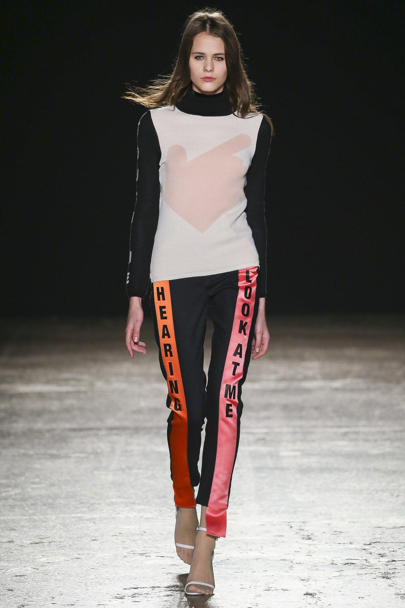 Au Jour Le Jour at Milan Fashion Week Spring 2015