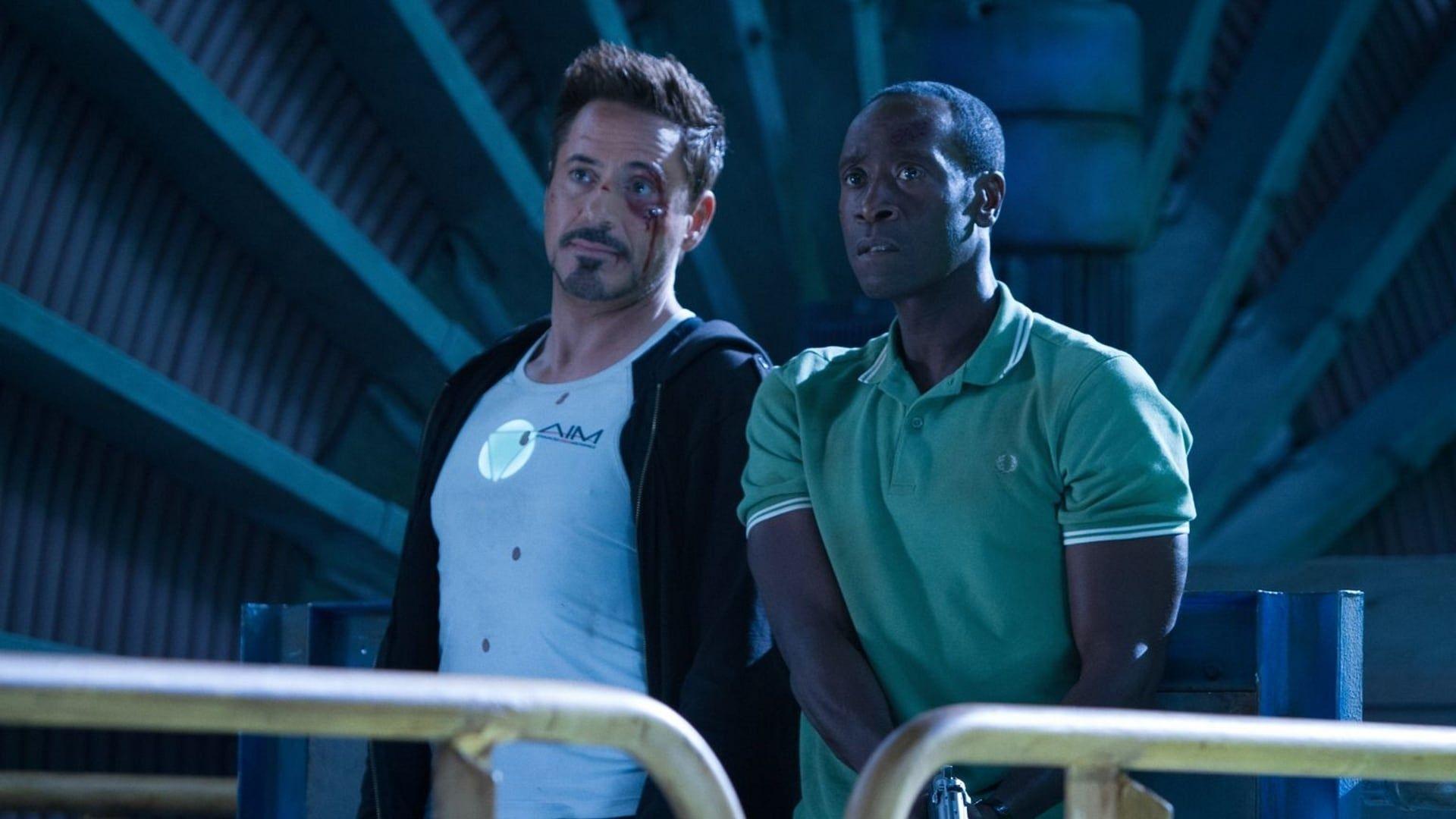 Iron Man Kostenlos Anschauen