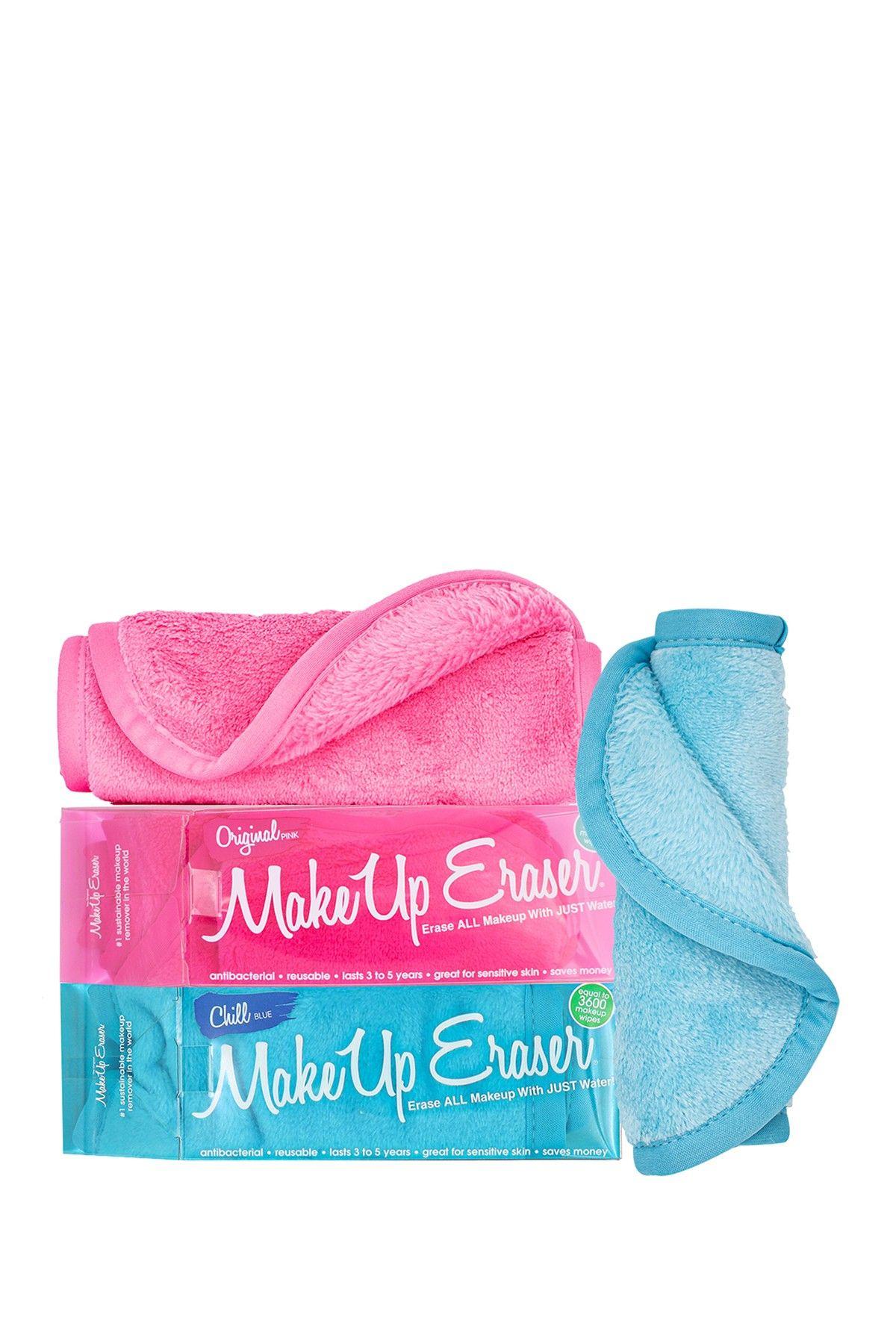 The Original Makeup Eraser Original Pink/Chill Blue 2