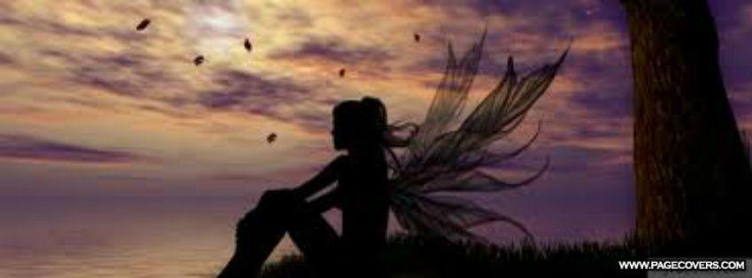 Meditation Fairy Facebook Cover - PageCovers.com ...