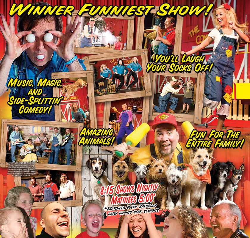 Comedy Barn, Pigeon Forge Attraction