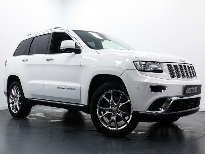 Jeep grand cherokee 30 crd summit 4x4 5dr estate 23975