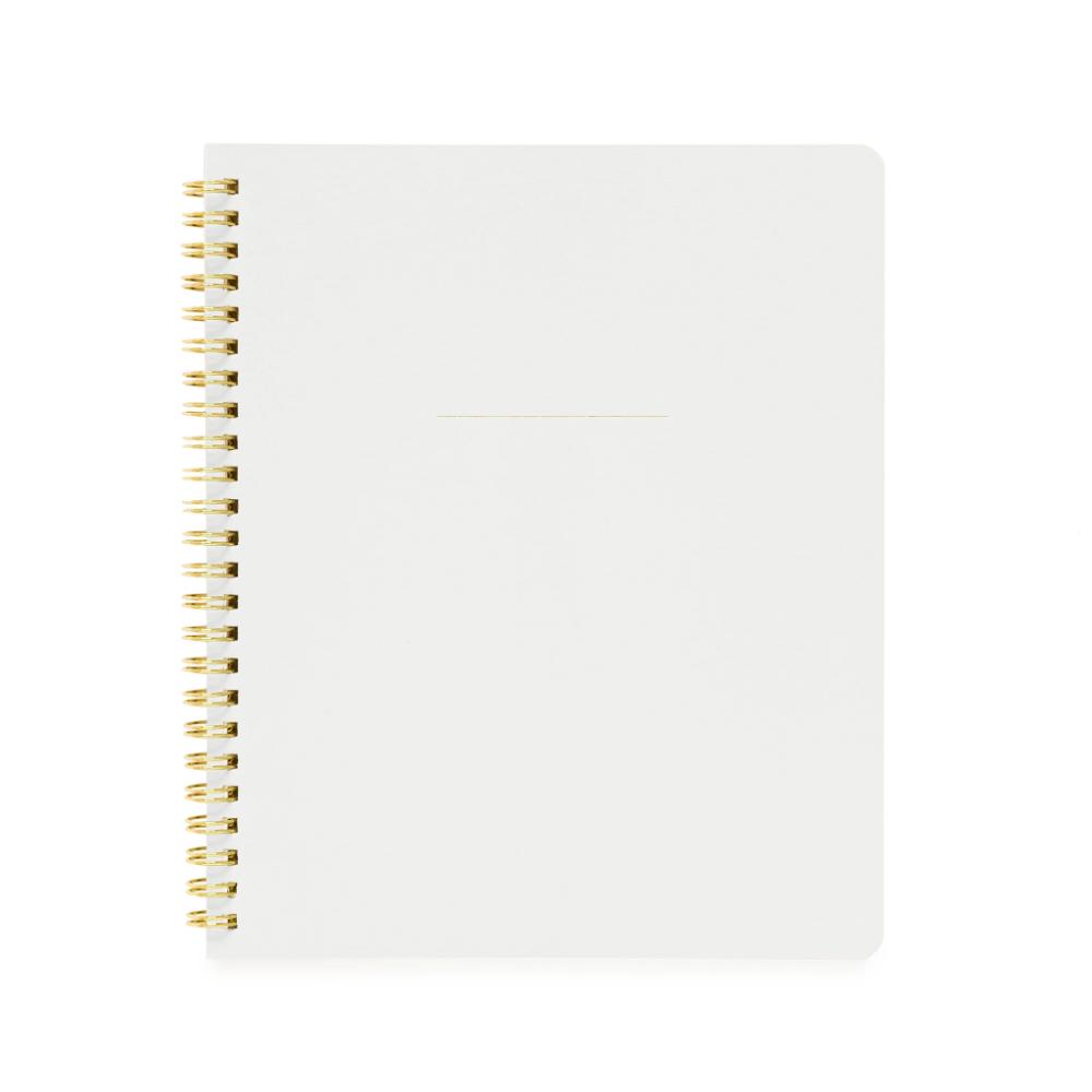 Spiral Notebook White Sugar Paper Cute Notebooks For School Cute Spiral Notebooks Cute Notebooks
