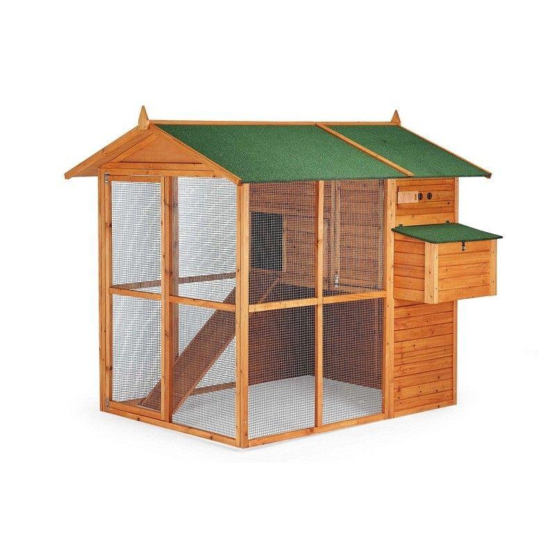 Gran variedad de accesorios casetas para montar tu granja en casa gallinas conejos cuarto - Casas para gallinas ...