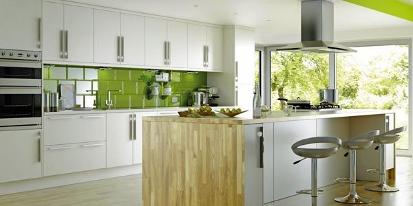 Kitchen units from the Cooke and Lewis range at B&Q | Ikea kitchens ...