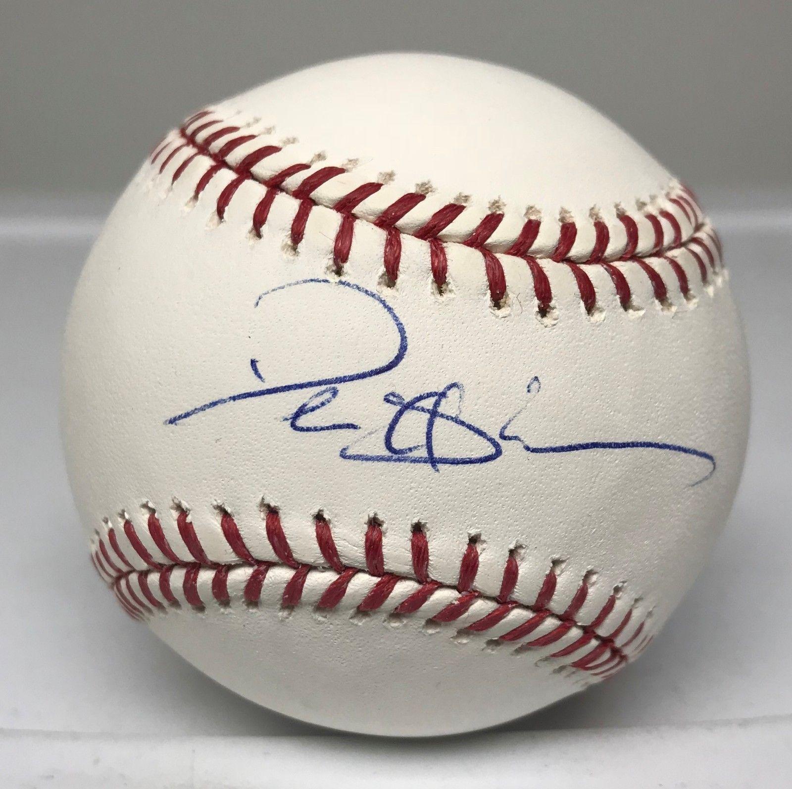 43b42c5af69 Deion Sanders Signed Baseball Autograph JSA WITNESSED COA NFL Falcons 49ers  HOF #Football