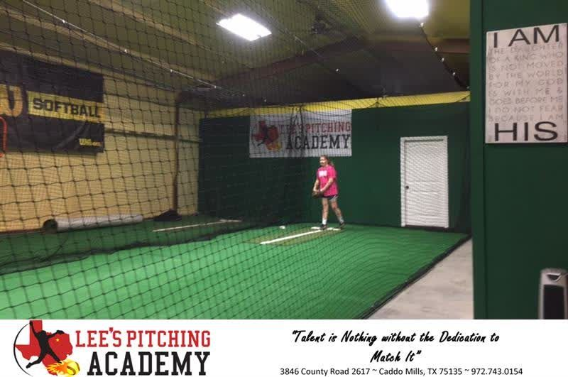 Lee's Pitching Academy Customer Review Softball lessons