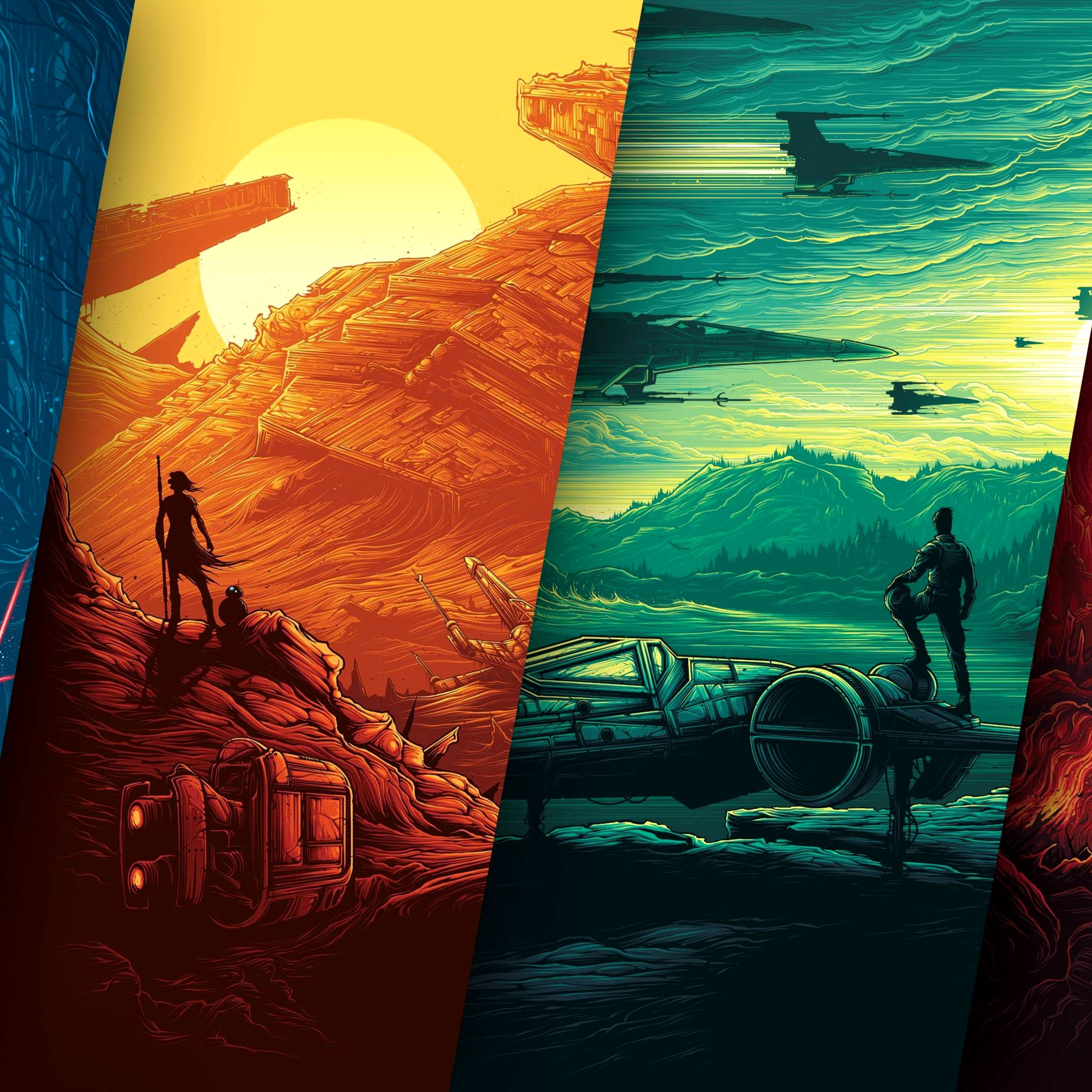 Wallpaper 4K Star Wars Ideas di 2020