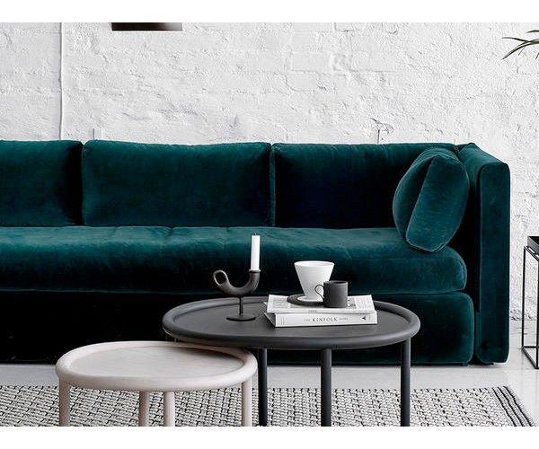 bilderesultat for hay sofa velour sofa pinterest. Black Bedroom Furniture Sets. Home Design Ideas