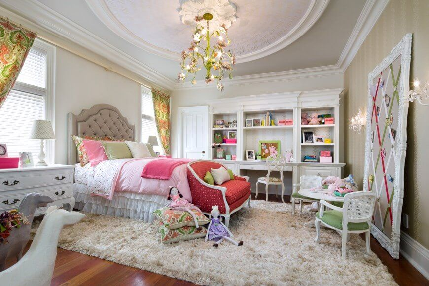 Candice Olson Designs Bedroom Fair Resplendent Little Girl's Roomcandice Olson Design And Brandon Decorating Design