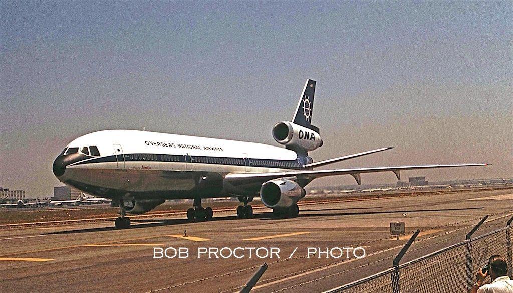 Jon Proctor » LAX Through the Years Vintage aviation