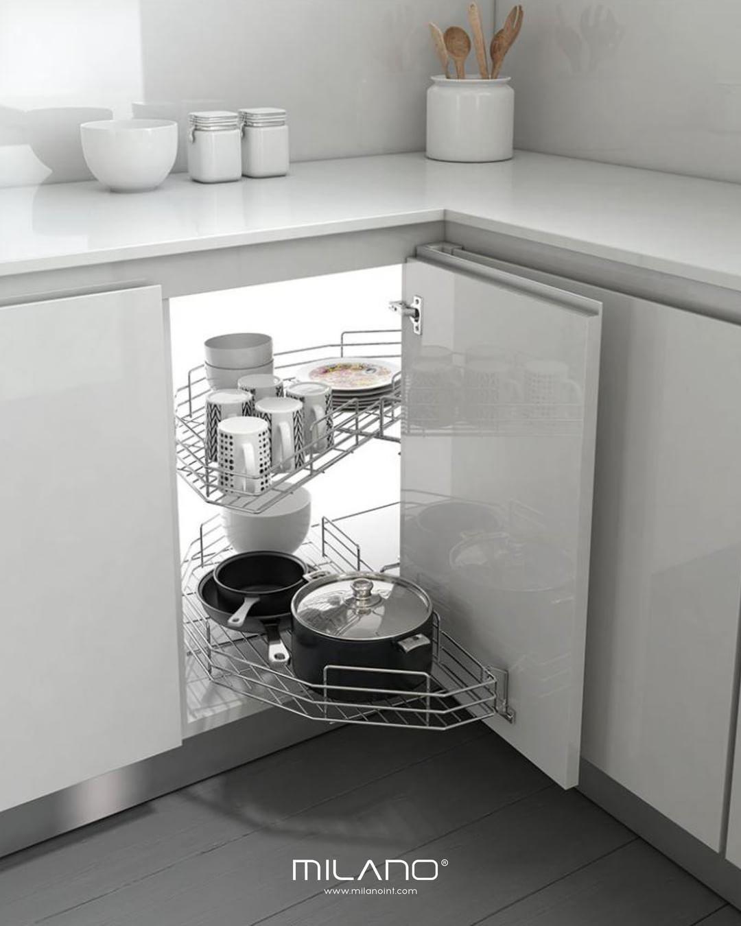 مطابخ ميلانو كونشيتو On Instagram إكسسوارات عملية وفعالة من ميلانو مكملة لفخامة أثاثكم العصري Kitchen Room Design Home Appliances Living Room Decor