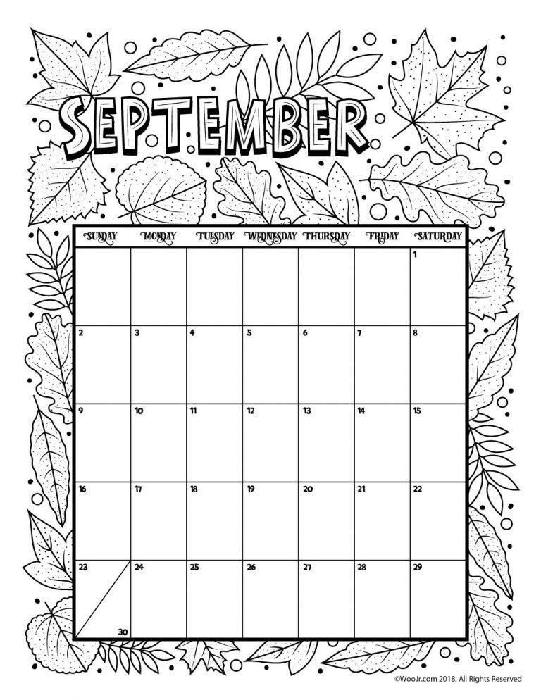 Free printable 2019 calendar Print yours here Rajzok Preschool