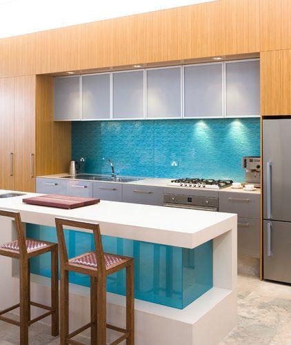 Houzz: Which Kitchen Backsplash is Right For You?   Kitchen ...
