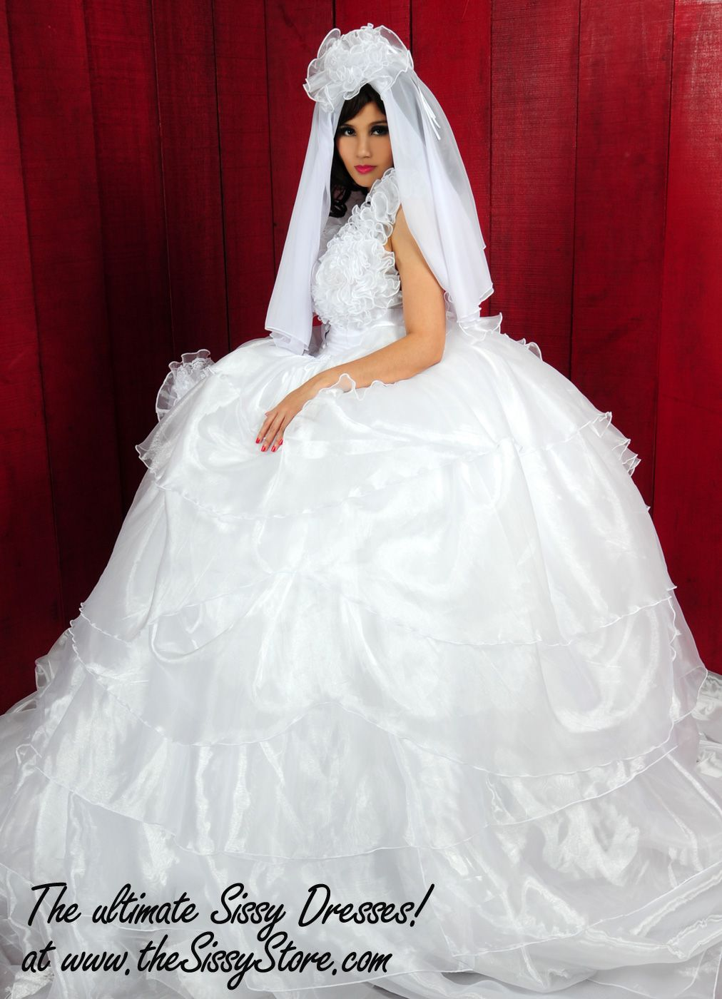 Sissy Wedding Fantasy | Sissies and French Maids | Pinterest ...