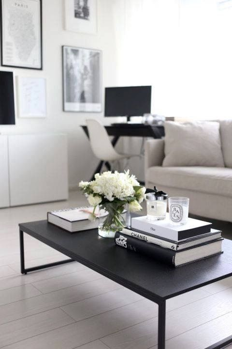Minimalistischer Couchtisch für dein Wohnzimmer. | Interior ...