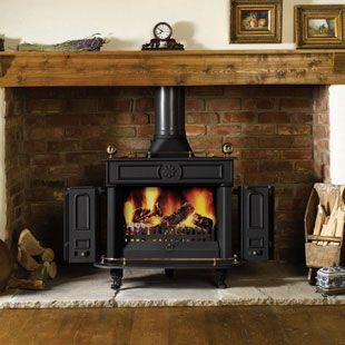 Regency Wood Burning Stove Wood Stove Hearth Wood Burning