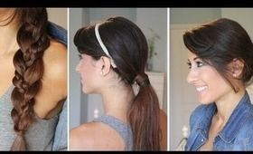Easy Back-To-School Hairstyles EverydayHairstyleTu #back_to_school_bulletin_boards #back_to_school_diy #back_to_school_hairstyles #back_to_school_highschool #back_to_school_ideas #back_to_school_organization #back_to_school_outfits #back_to_school_routines #back_to_school_supplies #BacktoSchool #Easy #EverydayHairstyleTutorials #Hairstyles #QuickHairstyleTutori #backtoschoolhairstyles