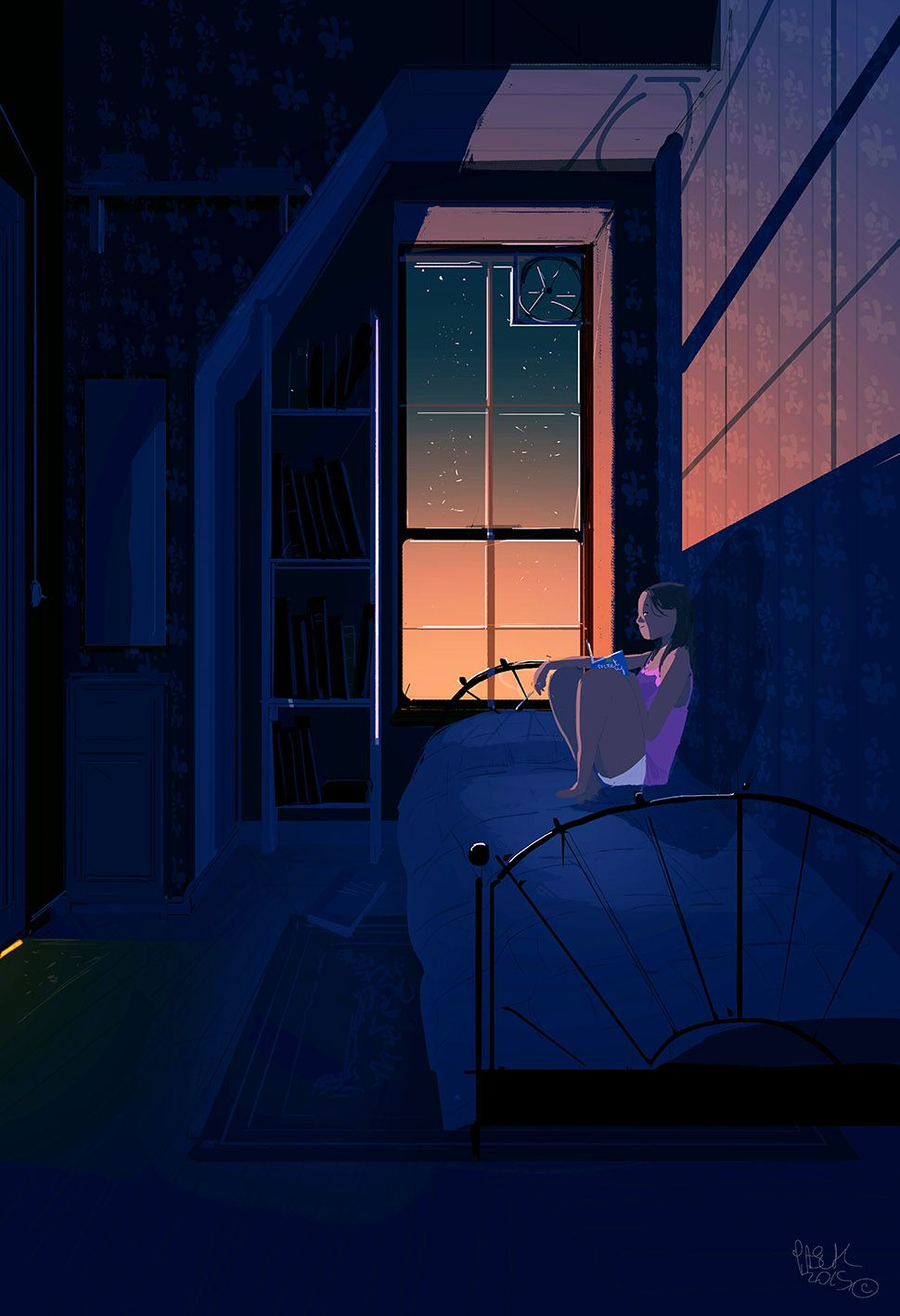 Dear diary I think I am in love. by PascalCampion ...