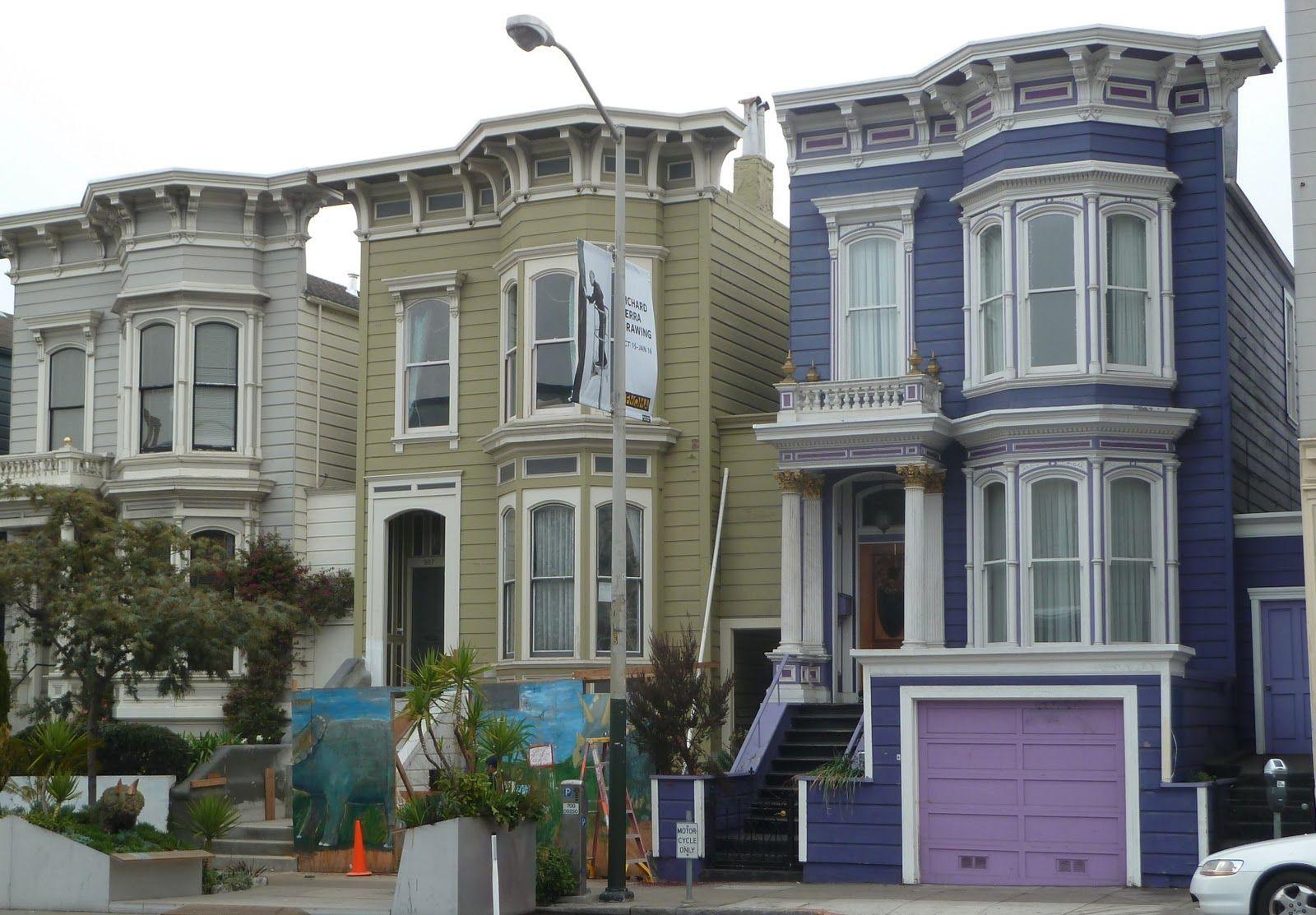 San Francisco Victorian Architecture San Francisco Architecture Victorian San Francisco Architecture Architecture