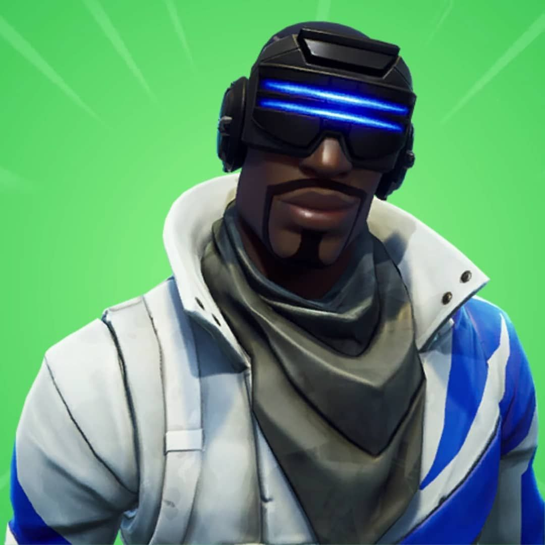Pin By Fran Stigliano On Leo Black And Blue Wallpaper Fortnite Striker