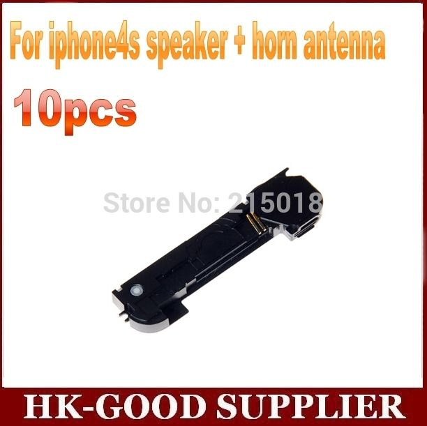 wholesale 10pcs Speaker Ringer For iphone4s speaker ringing + Wifi Antenna Flex Cable freeshipping|0d7a9a02-b58e-4806-9904-6fcd9405c134|Accessory Bundles