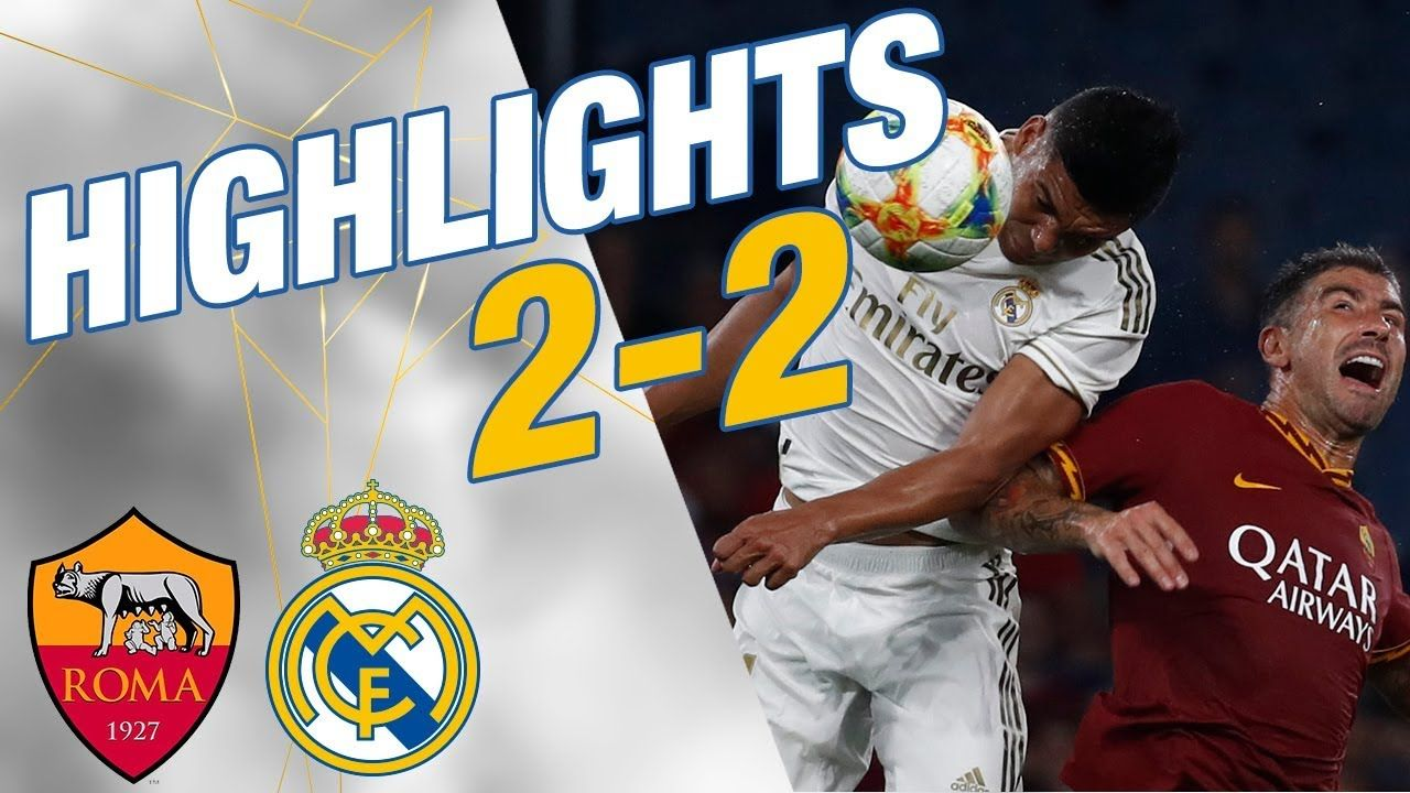 Pin On Real Madrid Highlights