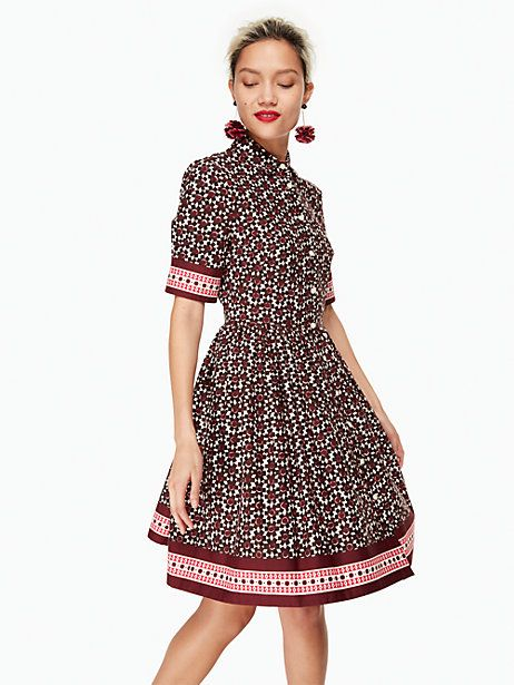 97893a99e7e Kate Spade shirt dress
