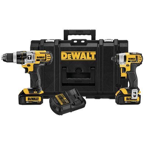 DCKTS290L2 20V MAX* 2-TOOL COMBO KIT w/TOUGH SYSTEM | DEWALT Tools