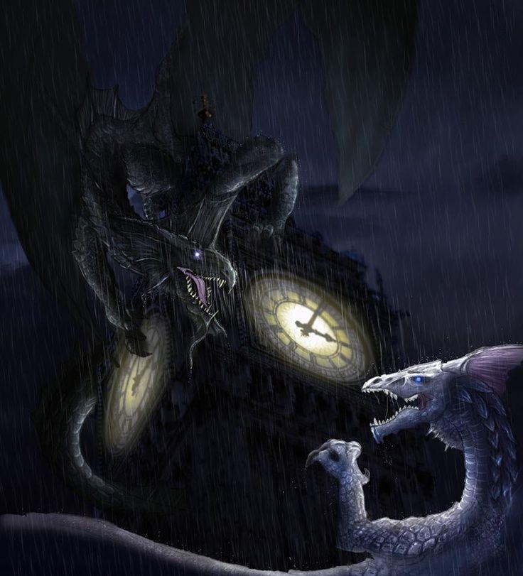 Interessante Drachen-Kunst aus Dragon besessen 2388