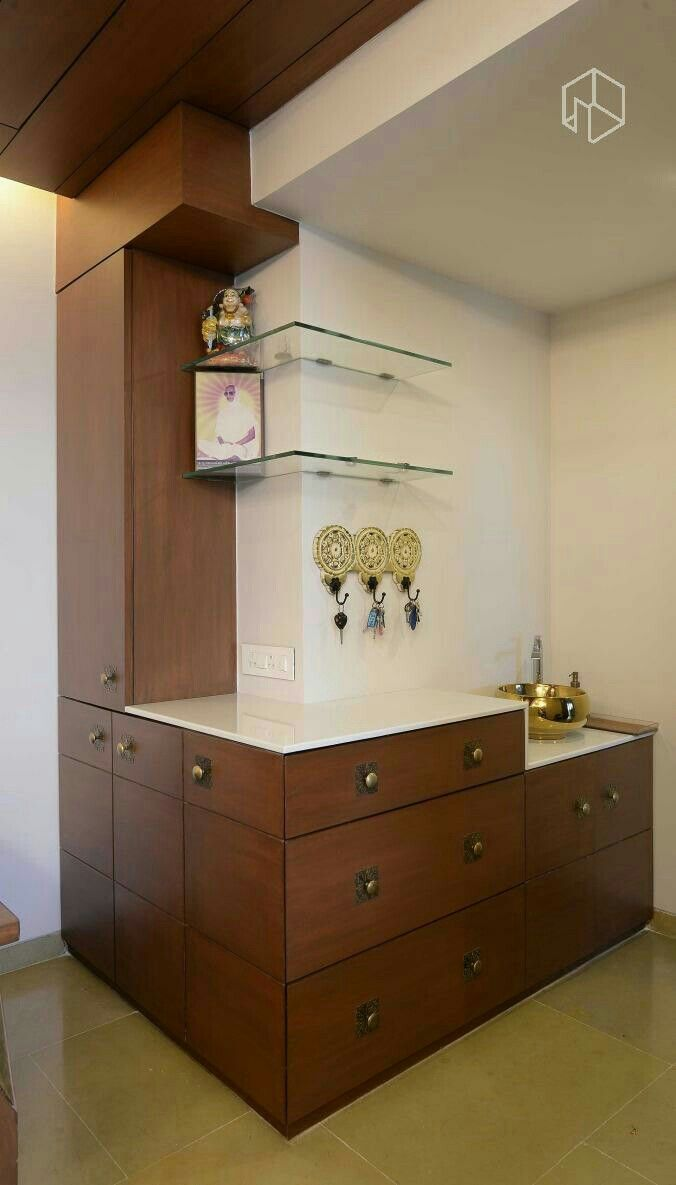 Wash basin cabinet for living room | Living room furniture ...