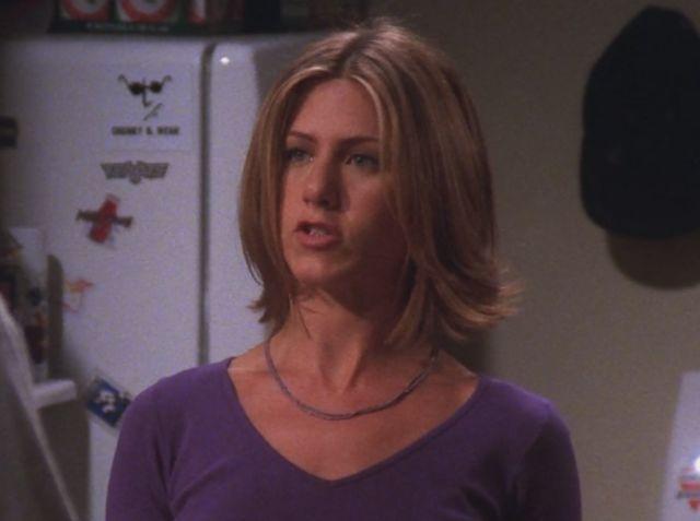 Quiz Can You Id The Friends Season By Rachel S Hair Mtv Rachel Hair Jennifer Aniston Short Hair Jennifer Aniston Hair Friends